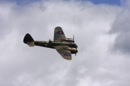 Blenheim at Throckmorton Air Show