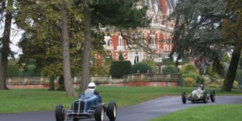 Two ERAs at Chateau Impney Nov 2014