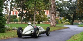 Silver ERA at Chateau Impney Nov 2014