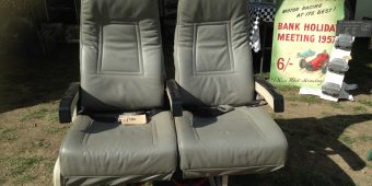 727 Aeroplane seats for sale £180.00